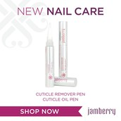 Cuticle Remover Pen & Cuticle Oil Pen - $18