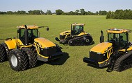 The New High Tech Tractors