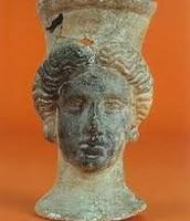 Vas funerari de Lucentum (Alacant)