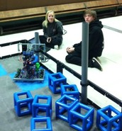 Robotics Team Makes it to  Final Four