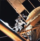 Charles Conrad Jr. and the Skylab
