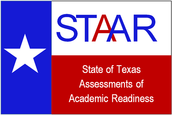 STAAR Test, Tuesday March 29th