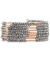 Sparkly Bardot Spiral Bracelet-original $59, sale $30