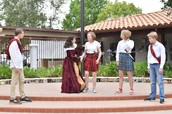 8th Grade Macbeth Play