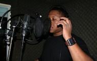 Fugetive in The Studio