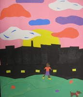 Paper Cut-outs, Inspired by Henri Matisse