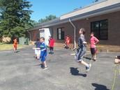 Jumping Rope!