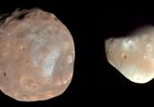 Mar's Moons