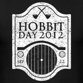 We want to celebrate the day known as Hobbit Day at our school!