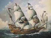 Hernando de Soto's ship