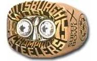 Superbowl ring