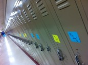 Student Locker Surprise!