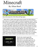 Article Page #1