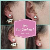 Ear jackets are the hottest trend