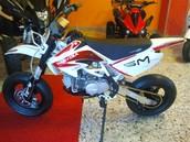 pit bike parvisa sm 150cc 1490,00 euro