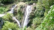 Waterfalls in Grenada