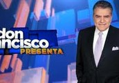 don francisco Presenta