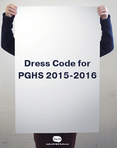 Dress Code for PGHS 2015-2016