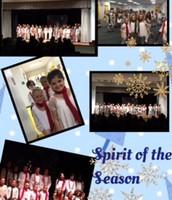 Spirit of the Season Holiday Performance