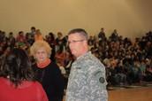 Logan Middle School Veteran's Day Ceremony