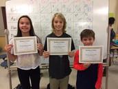 Middle School Math League!
