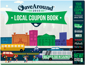"""Save Around"" Coupon Book Fundraiser"