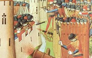 The Hundred Years' War was a time of rapid military evolution.