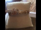 Ally Double Wrap Bracelet-- $19.50