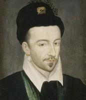 Henri III (The Duc d'Anjou)