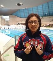 ISA National Swimming