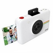Polaroid Digital Camera Prints Without Ink!