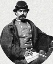 Confederate Spies - Henry Thomas Harrison