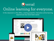 Versal: Versatile On-line Course Flipped Learning Tool