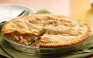 THE CHICKEN POT POT PIE