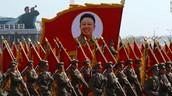 Kim Jong-Il's Birthday Parade