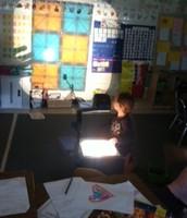 Exploring lights and shadows
