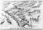 Battle in Cuba