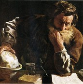 Pi with Archimedes