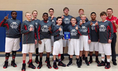 Congratulations the 8th Grade Boys Basketball team