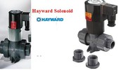 Hayward solenoid use easy process systems