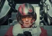 Oscar in STAR WARS EPISODE VII