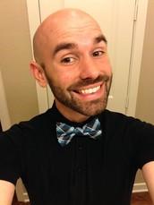 Clinton Hardy - Associate Choir Director, Central High School