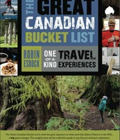 The Great Canadian Bucket List