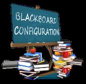 BBC - Blackboard Configuration