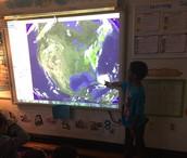 We found the Hurricane!