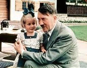 Adolf's daughter
