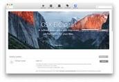 Upgrade to El Capitan