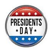 President's Day Holiday