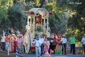 Procession of the Queen of the Angeles