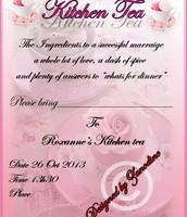 Invitation Design 2
